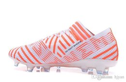 1e43bce2261 2017 new ACE 17+ PURECONTROL (Dragon) FG AG Soccer Cleats men football  shoes Top high for 3 d surface FG nail mens soccer shoes.