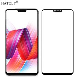 mobile phone oppo 2019 - Tempered Glass OPPO A5 Glass 9H Full Coverage Film Protective Mobile Phone Screen Protector for OPPO A5 for cheap mobile