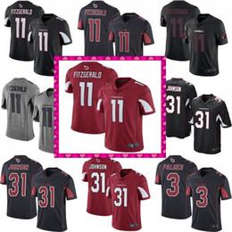 2019 Mens Arizona  11 Larry Fitzgerald 3 Josh Rosen 31 David Johnson  Cardinals 32 Tyrann Mathieu 23 Adrian Peterson Jerseys 02 9fe2b9d9f