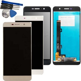 "Discount tit - 5.0"" For Huawei Y6 Pro TIT-U02 TIT-AL00 TIT-L01 LCD Display + Touch Screen Digitizer Assembly Replace For Honor 4C"