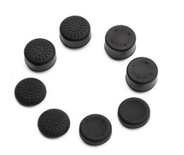 sony playstation ps4 2018 - hot sale 8pcs Lot Enhanced Silicone Analog Controller Thumb Stick Grip Cap Skin Cover for Sony PlayStation 4 PS4 Control