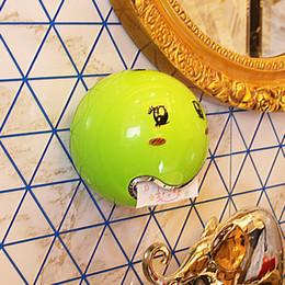 Pump Box Australia - Creative Facial Expression Roll Paper Boxes Toilet Waterproof Tissue Holder Bathroom Home Decor Pumping paper porta guardanapo