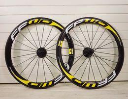 $enCountryForm.capitalKeyWord Australia - 2018 new T1000 3K UD 700C 50mm FFWD F5R carbon road wheels racing bike wheelset bicycle taiwan made