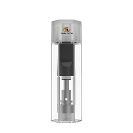 $enCountryForm.capitalKeyWord NZ - Good Price Plastic Tube E-cigarette Bottle For .5ml 1ml Vape Cartridge Vape Pen with Childproof Evident Cap with Custom Logo