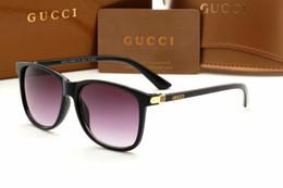 Couples sunglasses online shopping - 2019 high quality men and women new sunglasses fashion glasses brand designer couples eyewear