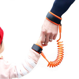 BaBy straps harnesses online shopping - Anti Lost Wrist Link Toddler Leash Safety Harness for Baby Strap Rope Outdoor Walking Hand Belt Band Anti lost Wristband Kids