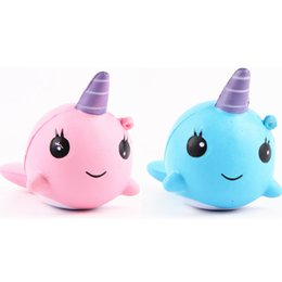 $enCountryForm.capitalKeyWord UK - 8cm unicorn Squishy Toys for Kids slow rising squishy Finger Doll jumbo squishy unicorn whales Toy Stretchy Animal Healing Stress Paste
