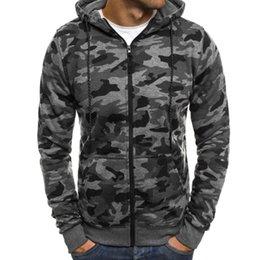 $enCountryForm.capitalKeyWord Canada - 2018 New Hoodie Men Camouflage Printing Flannel Hip Hop Sweatshirt Fashion Mens Hoodies Brand Autumn Cotton Pullover Male Hoody
