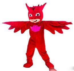 Fire direct online shopping - Factory direct sale hot fire red bird Halloween Fancy Dress Cartoon Adult Animal Mascot Costume