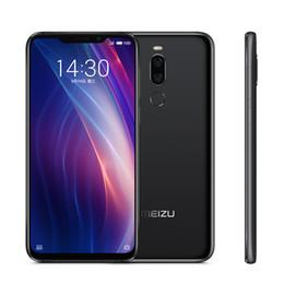 Оригинальный Meizu X8 MZ X8 6GB RAM 64 ГБ / 128 ГБ ROM 4G LTE Мобильный телефон Snapdragon 855 Octa Core Android 6.2