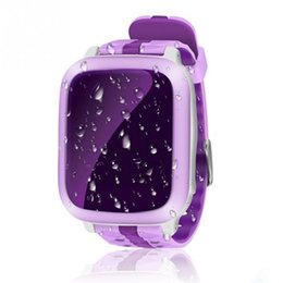 waterproof wifi watch 2019 - Kids Baby Monitor Smart Watches Safe Phone Watch GPS+WiFi+SOS Call Locator Tracker Anti lost Support SIM Card Smartwatch