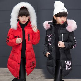 $enCountryForm.capitalKeyWord NZ - Girls Winter Jacket Child Girl Down Jackets Coat Parkas Hooded Infant Down Jacket Kids Down Jackets Girls Snow Wear Infant Coat