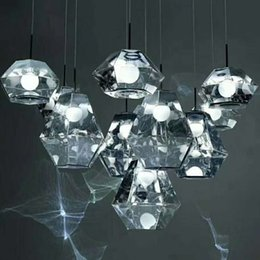 $enCountryForm.capitalKeyWord Australia - Nordic creative light and shadow design diamond chandelier post modern restaurant exhibition hall corridor cafe clothing store lighting