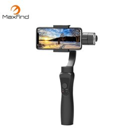 $enCountryForm.capitalKeyWord UK - Maxfind Smooth S5 3-Axis Handheld Gimbal Portable Stabilizer Camera Mount for Smartphone Iphone Action Camera