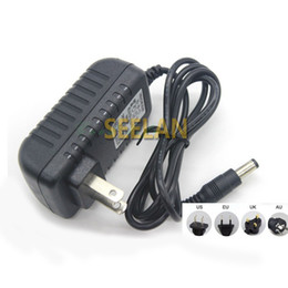 switching power supply adapter cctv NZ - US Plug DC 12V 2A Power Adapter Charger Converter Switching Power Supply adapter transformer For LED Strip CCTV Camera