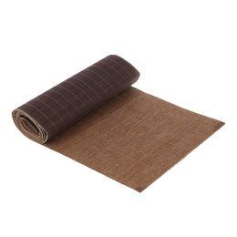$enCountryForm.capitalKeyWord UK - 2018 New Handmade Bamboo Cup Mat Teapot Pad Placemat Table Runner Home Office Decor Drop Shipping