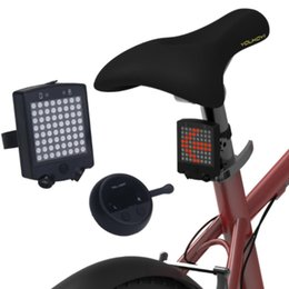 $enCountryForm.capitalKeyWord Australia - Bicycle Wireless Remote Control Tail Light Laser Warning Linterna Bicicleta Usb 15 Lumen Charging Seatpost Luz Trasera Bicicleta