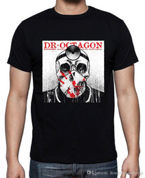 $enCountryForm.capitalKeyWord Australia - Print T Shirt Brand Clothing Broadcloth O-Neck Short-Sleeve Dr Octagon T Shirt For Men