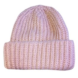beanies hombres 2019 - Women Winter Keep Warm Solid Crochet Ski Hat Braided Cap beanie winter hat for Girl bonnet femme gorras para hombre bonn