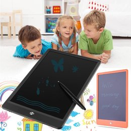 Tablet Thin Canada - 10 Inch LCD Writing Tablet Digital Drawing Tablet Handwriting Pads Portable Electronic Tablet Board ultra-thin Board