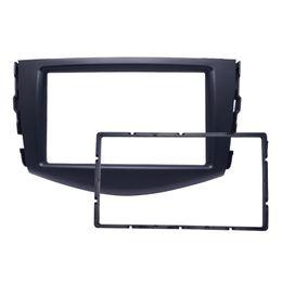 $enCountryForm.capitalKeyWord UK - Car Dash Mount Trim Kit Fascia for Toyota RAV4 2006-2012 Facia Adapter Panel Face Plate Frame #1738