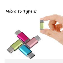 Adaptateur Type C avec Convertisseur de Boucle de Connecteur de Type C avec Porte-Clé pour Samsung S8 S9 Lg G5 Nexus 5x Macbook Chromebook STY066 en Solde