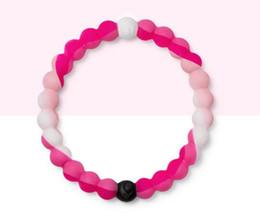 Nouveau bracelet rose Neno avec étiquette originale et boue individuelle de sac de neige de la mer Morte du Mount High Quality en Solde