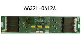 Бесплатная доставка 100% проверенная работа Используемая оригинальная панель для платы инвертора для телевизоров LG 6632L-0612A PPW-EE47NF-0 (C) LG Screen LC470WUN