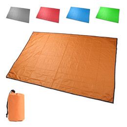 China Nylon Pocket Picnic Blankets Durable Square Waterproof Beach Mat Colorful Foldable Moisture Proof Pad Factory Direct Sale 8yl B cheap self inflating mats suppliers