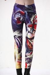 $enCountryForm.capitalKeyWord NZ - Super Mario pants Cartoon role tight skinny Camouflage women gym clothing Sport wear Fitness training sportwear Exercise trousers