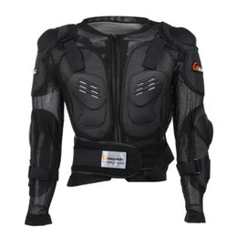 $enCountryForm.capitalKeyWord NZ - Professional Motorcycle Jacket Body Protector Motocross Racing Full Body Armor Spine Chest Protective Gear Motorcycle Protection for Sports