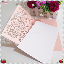 Invitations paper supplies online wedding invitations paper creative 10pcs fine wedding invitation card wedding party table decoration name place paper cards supplies 8zsh187 stopboris Gallery