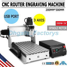 T Usb Cnc Router Engraver Cutting Stone Wood Engraving Machine Cnc Usb 3020t Router Engraver Engraving Drilling Jf 818