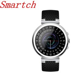 $enCountryForm.capitalKeyWord Australia - Smartch i6 3G WiFi GPS Smart Watch Android 5.1 MTK6580 Quad Core 2G 16G SmartWatch with 2.0MP Camera Support heart rate monitor