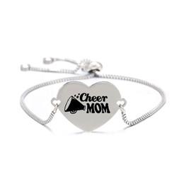 b3d29cd298b2 Pulsera tia online-APL Free ID Heart Bracelet Gift para mamá   tía    Bridsmaid