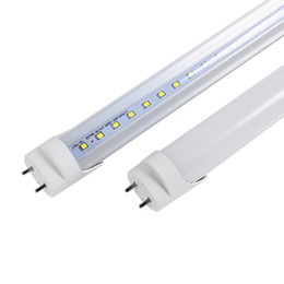 Ac pin online shopping - 2ft ft ft T8 LED Tubes Lights G13 Bin pin LED Fluorescent Bulbs Tubes Lamp W W W W Super Bright AC V