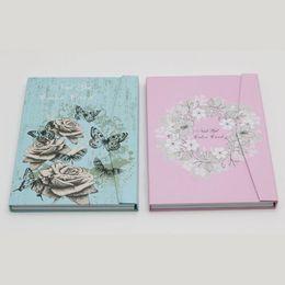 Wholesale Nail Gel Polish Display Card DIY Nails Book Colorful Board Chart Manicure Nail Art Salon Book Pink and Blue
