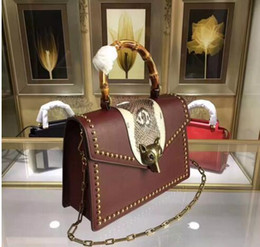 9fcd37eb1218a women high-end fashion socialite handbag dress delicate animal print  serpentine chain shoulder strap hardware accessories shoulder bag