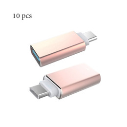 nexus google usb cable Australia - USB-C 3.1 Type C Male to USB 3.0 Female Adapter Converter USB 3.1 Type C OTG Adapter for Macbook 12 Samsung Nexus 5X 6P Google Nokia N1 LG