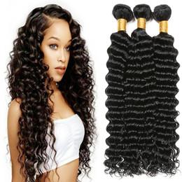 $enCountryForm.capitalKeyWord Australia - Brazilian Deep Wave Human Hair Bundles Kinky Curly Weave Weft Peruvian Malaysian Indian Mongolian Virgin Hair Deep Curly Hair Extensions