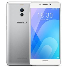 $enCountryForm.capitalKeyWord Canada - Original Meizu Meilan Note 6 4GB RAM 64GB ROM 4G LTE Mobile Phone Snapdragon 625 Octa Core 5.5inch 16.0MP Front Camera Flyme 6 Cell Phone