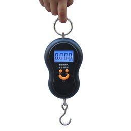 China Direct manufacturers of portable electronic scale gourd shaped portable mini express lage scale 50kg electronic scale cheap truck electronics suppliers