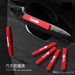China Car Styling Door Protection Strips Rubber Edge Doors Moldings Side Protector Sticker Scratches Vehicle For Cars Auto Car-styling supplier stickers for scratches cars suppliers