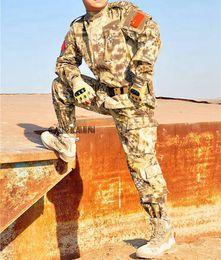 Discount camo army uniform - High Quality Mandrake Army Tactical Cargo SHIRT PANTS Camouflage Combat Uniform Us Army Camo BDU