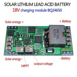 $enCountryForm.capitalKeyWord Canada - Freeshipping BQ24650 MPPT Solar Panel Lithium Lead-acid Battery Charging Board Controller 5A 12V 6V 3.7V 3.2V