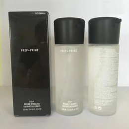 Maquillaje Prep + Prime Fix + Fixante / Rafraichissante 100ml Fijador Fijador Ajuste Spray Largo Duradero Silicona natural DHL Envío en venta