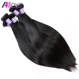 Chinese  Cheap 8A Brazilian Hair Bundles 10PCS Wholesale Peruvian Hair Indian Silky Straight Virgin Hair Bundles Free Shipping For Black Women manufacturers