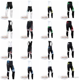 cycling clothing winter orbea 2019 - ORBEA team Cycling Winter Thermal Fleece (bib) pants Bicycle clothes High Quality Sportwear MTB Clothing for men D1950 c
