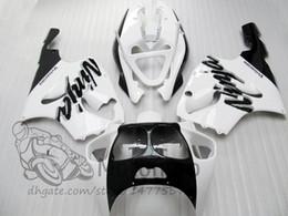 1998 Ninja Zx7r Fairings Australia - 3Gifts white black fairings For KAWASAKI NINJA ZX7R 1996 1997 1998 1999 2000 2001 2002 2003 ZX7R 636 96 97 98 99 00 01 02 03 bodywork