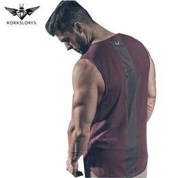 $enCountryForm.capitalKeyWord NZ - Missar 2018 summer Bodybuilding Tank Top Men Fitness Singlet Sleeveless Shirt Cotton Muscle Guys Brand Undershirt for Men